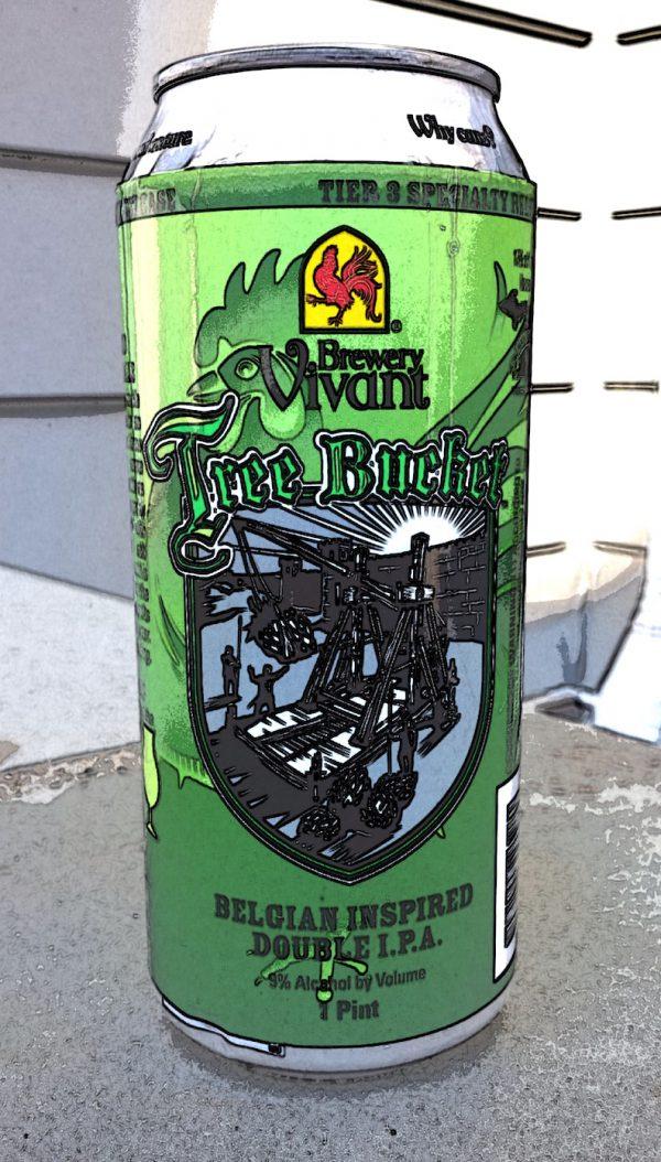 Tree Bucket by Brewery Vivant