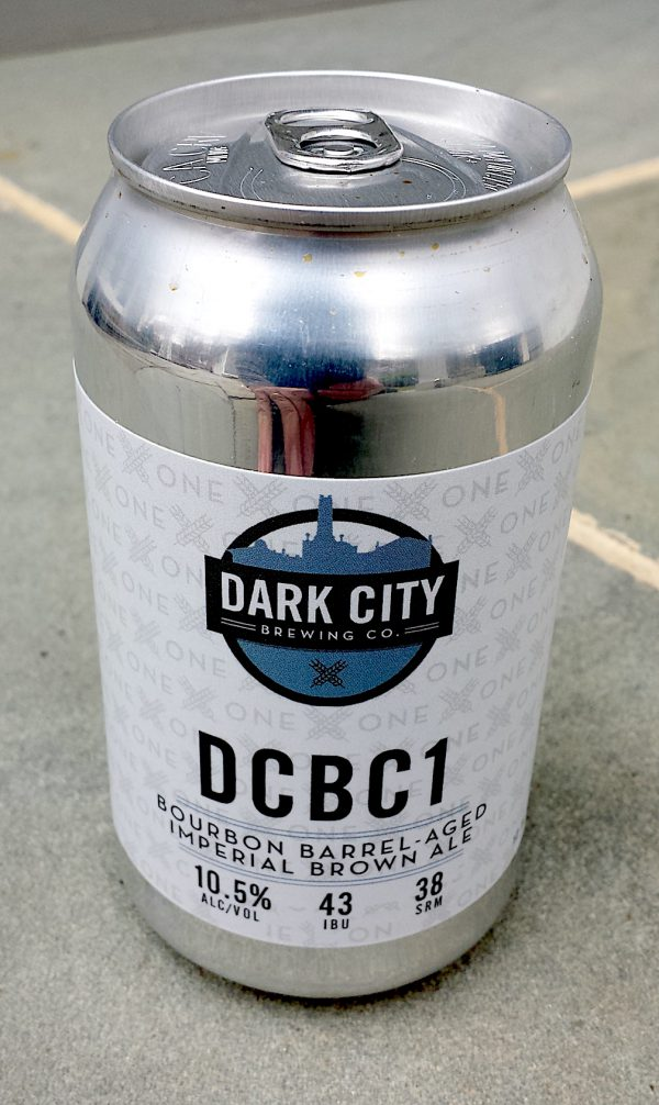 DCBC1 by Dark City Brewing Company